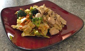 Oriental Broccoli Slaw